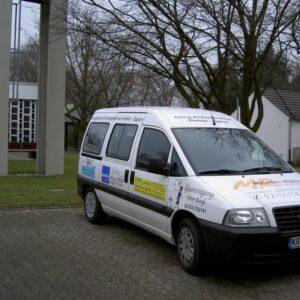Bus Auferstehungskirche Krefeld